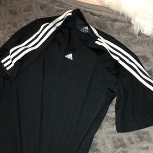 Adidas dri fit top (mens)